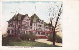 Wisconsin Kenosha Pennoyer Sanitarium - Kenosha