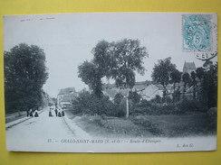 Chalo Saint Mard ,route D'Etampes - France