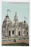 Franco- British Exhibition 1908 - British Applied Arts Palace - Valentine - Exhibitions