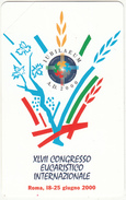 VATICAN - XLVII Congresso Eucaristico(72), Tirage 14000, Exp.date 01/05/02, Mint