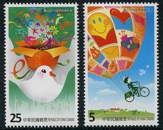 TAIWAN 2016 - Philataipei 2016, Journée De La Poste - 2 Val Neuf // Mnh - 1945-... République De Chine