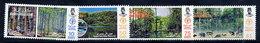 BRUNEI 1984 Forestry Resources  MNH / **.  SG 349-52 - Brunei (1984-...)