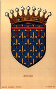 Blason ARTOIS  - R. Louis Del. - Girard Barrere Et Thomas - France