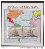 CAPE VERDE 1987 Ships - Bateaux