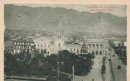 Chile Antofagasta Panorama de la Ciudad