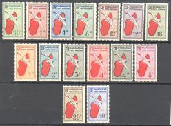 Madagascar: Yvert N° A 1/14**; MNH - Madagaskar (1889-1960)