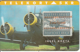 DENMARK - Rare Stamps/Insel Kreta, Tirage 3000, 03/94, Mint - Danimarca