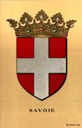 Blason SAVOIE  - R. Louis Del. - Girard Barrere Et Thomas - France