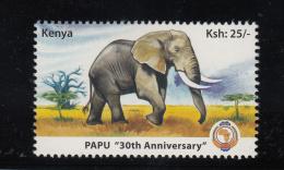 2010 Kenya PAPU Elephant - Kenia (1963-...)