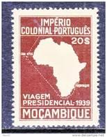 Mozambique 292  ** - Mozambique