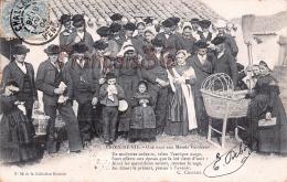 (85) Croix De Vie - Une Noce Aux Marais Vendéens - 2 SCANS - Other Municipalities