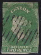 Ceylon   .       SG     .    3      .        *    .     Ongebruikt   .    /    .   Mint-hinged - Ceylon (...-1947)