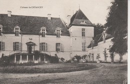 21 - CREANCEY - Château De Créancey - Andere Gemeenten