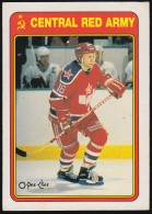 Central Red Army - Vlademir Konstantinov 21R, O-Pee-Chee (CRA62) - Other