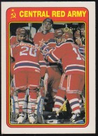 Central Red Army - Super Series 12R, O-Pee-Chee (CRA63) - Sports