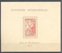 Madagascar: Yvert N° BF 1(*) - Madagascar (1889-1960)