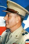 Militaria WW2 -  Le Général Américain Jacob Devers - 1939-45
