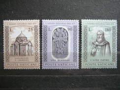 8th Centenary Of The Death Of St. Narses Shnorhali # Vatican Vatikan Vaticano MNH 1973 # Mi. 629/1 Armenia - Vatican