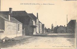 LES MAILLYS - Route D'Auxonne - France