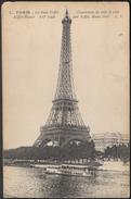 France Paris 1924 / La Tour Eiffel / Eiffel Tower / Ship - Tour Eiffel