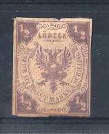 LUBECCA01) 1859 -Aquila 1,5 Sc Violetto Unif.1 MLH