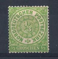 Confederazione Germania Del Nord 02) 1868 Unif. N. 2 -MLH - Norddeutscher Postbezirk (Confederazione Germ. Del Nord)