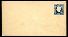 AZORES PS Envelope #B7a  25 Reis Mint 1882 - Azores
