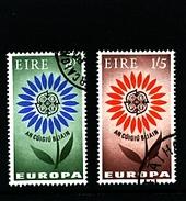 IRELAND/EIRE - 1964  EUROPA  SET  FINE USED - 1949-... Repubblica D'Irlanda