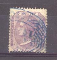 GB  -  Inde  :  Yv  20  (o)   Filigrane Tête D'éléphant - India (...-1947)
