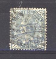 GB  -  Inde  :  Yv  32  (o)   Filigrane Tête D'éléphant - India (...-1947)