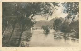 25 - BESANCON - Vue Sur Le Doubs Et La Citadelle - Besancon