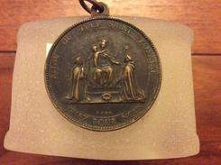 Ancienne Médaille Religieuses - Religion & Esotericism