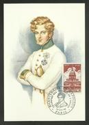1969 - Bicentenaire De NAPOLEON - Tranfert Des Cendres De L'aiglon / Illustration Concordante - Postmark Collection (Covers)