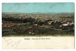 15151   CPA    VICENZA   : Panorama Da Monte Berico  ,   ACHAT DIRECT !! - Vicenza