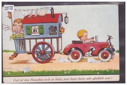 ENFANT - AUTOMOBILE - PAR JOHN WILLS - TB - Wills, John