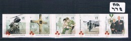 Australia  2016  50year Vietnam 5val P/s Ex-booklet Muh AA772 - 2010-... Elizabeth II