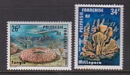 French Polynesia 1978 Corals Set MNH - French Polynesia