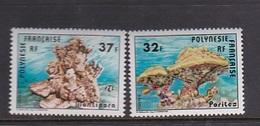 French Polynesia 1979 Corals Set MNH - French Polynesia
