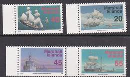 Marshall Islands 1994 Ships - Marshall Islands