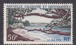 New Caledonia SG 355 1959 50 Fr Isle Of Pines Used - New Caledonia