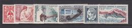 New Caledonia SG 358-64 1960 Postal Centenary Set MNH - Unused Stamps