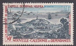 New Caledonia SG 402 1966 Centenary Of Renaming Of Port De France As Noumea Used - New Caledonia