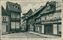 AK Wernigerode, Das Kleinste Haus, Um 1943 (5255) - Wernigerode