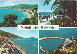 Alassio - 1960 - Riviera Dei Fiori - Savona