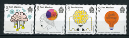 2016 - SAN MARINO -  Intelligenza Artificiale -  NH - ** - Saint-Marin