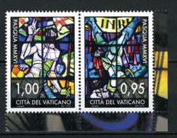 2016 -  VATICANO - Pasqua 2016  -  Mint - MNH - Vaticano