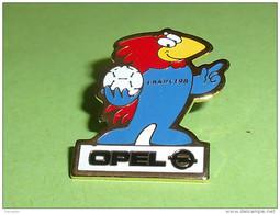Pin's / Automobile  : Opel , Footix        TB2f - Opel
