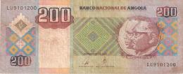 ANGOLA   200 Kwanzas   11/2003   P. 148a - Angola