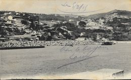 Carte à Identifier (Etang De Berre?) - Postée D'Istres - Edition Rose Roure Marseille - Te Identificeren