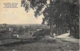 Blasimon (Gironde) - Vallée De La Gamage, Ancienne Abbaye Et Route De Castillon - France
